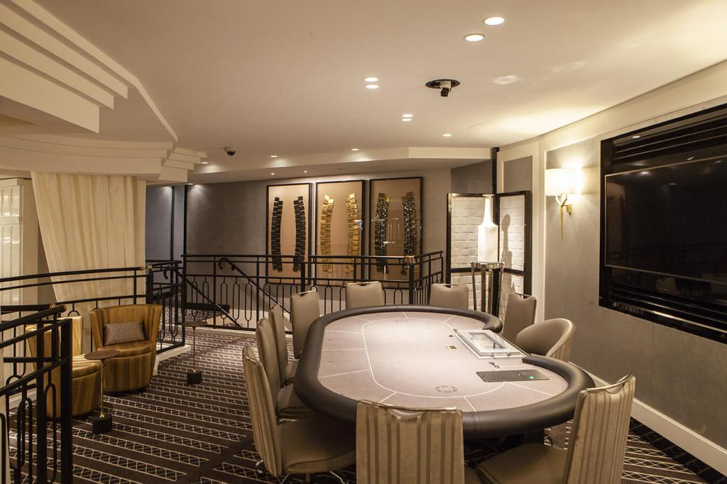 La Poker Room du Paris Elysées Club