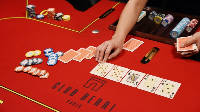 Club Berri Texas Hold'em